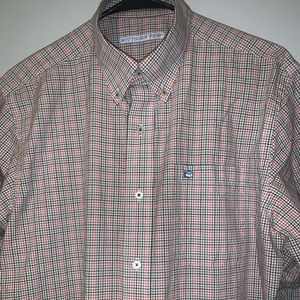 Southern Tide L/S Button Up